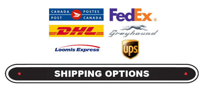 Trailer Canada Shipping Options