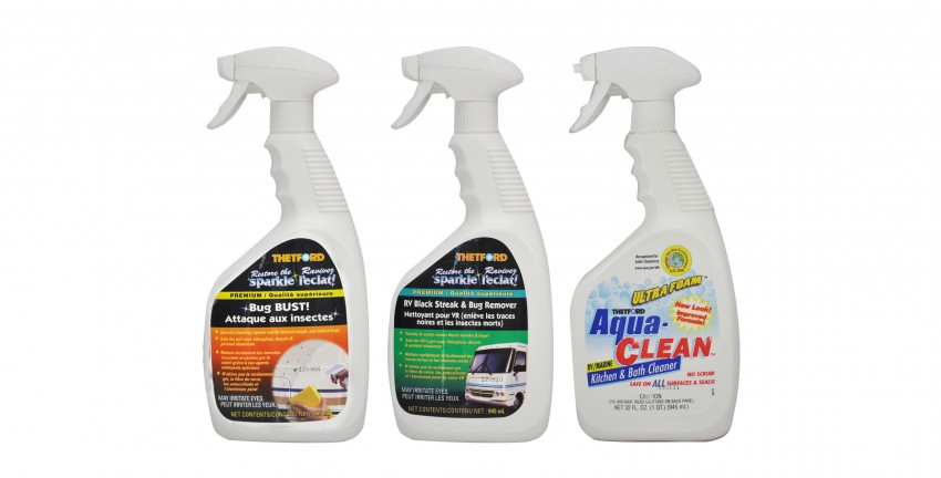 Maintenance Chemical Cleaners
