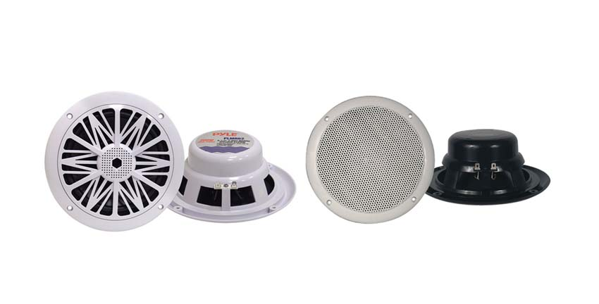 RV Marine Speakers