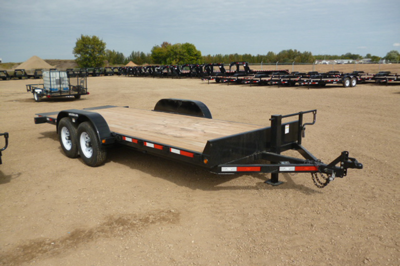 Full Tilt Equipment and Construction Trailer