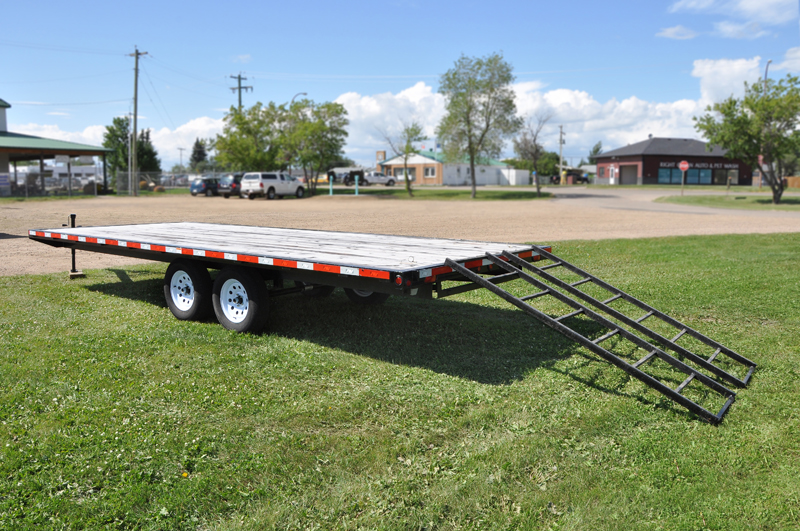 ATV Trailers – Tandem Axle (4-Place)