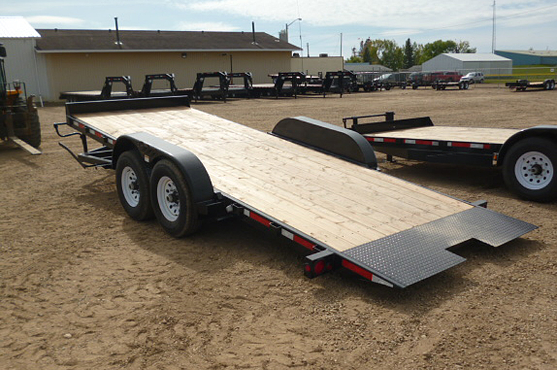 Full Tilt Equipment & Construction Trailers