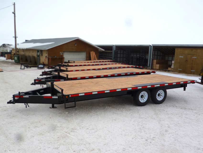 low profile / dow flatdeck