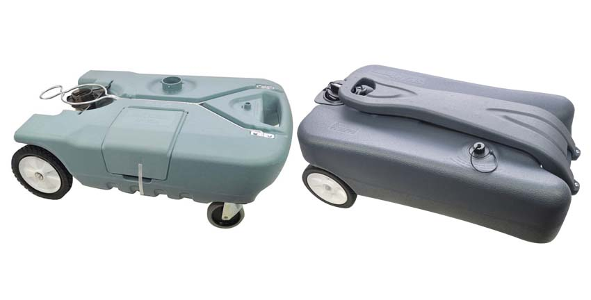 Portable Waste Holding Tanks