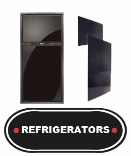 RV Fridges Appliances